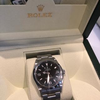 ROLEX - ROLEX ロレックス エクスプローラーI Ref.114270 V番 2009