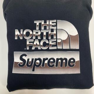 Supreme - supreme   north face パーカー