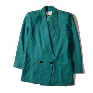 Christian Dior - USA製 クリスチャンディオール パワーショルダー ウール ジャケット