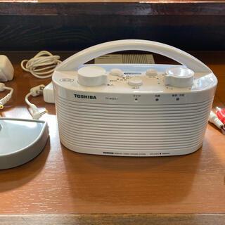 トウシバ(東芝)の東芝 テレビ用ワイヤレススピーカー TY-WSD11-W(スピーカー)
