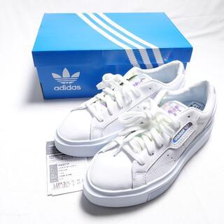 adidas - [Adidas] スニーカー ホワイト レディース23㎝