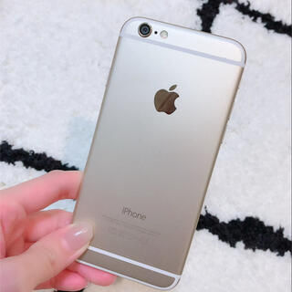 iPhone - iPhone 6 ゴールド