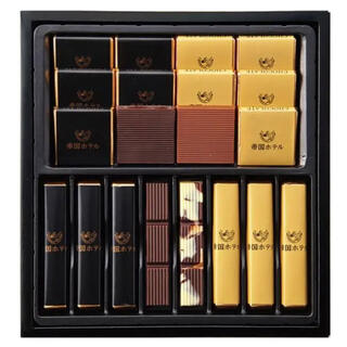 帝国ホテル スティック&プレート チョコレート