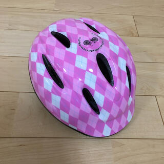 アサヒ(アサヒ)の女の子 自転車 ヘルメット 49-54㎝(自転車)