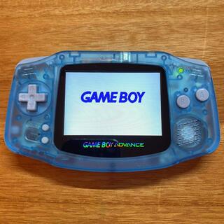 ゲームボーイアドバンス(ゲームボーイアドバンス)のGBAバックライトIPS液晶V2(携帯用ゲーム機本体)