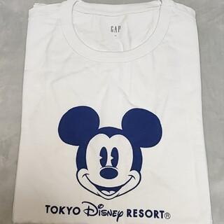 Disney - 東京ディズニーリゾート GAPコラボ 白色 Tシャツ Mサイズ 新品未使用