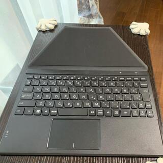 ワイヤレスキーボード Bluetooth touchpad付き