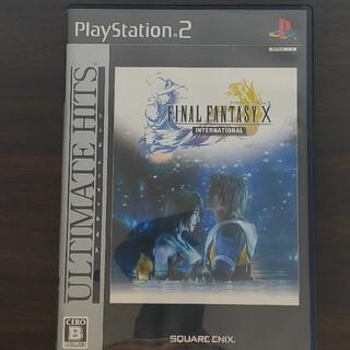 SQUARE ENIX - ファイナルファンタジーX インターナショナル(アルティメット ヒッツ) PS2