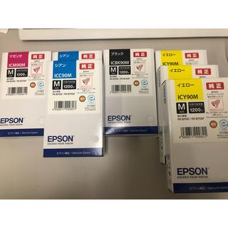 EPSON - EPSON 純正プリンターインクセット