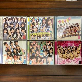 エヌエムビーフォーティーエイト(NMB48)のNMB48 シングル(ポップス/ロック(邦楽))