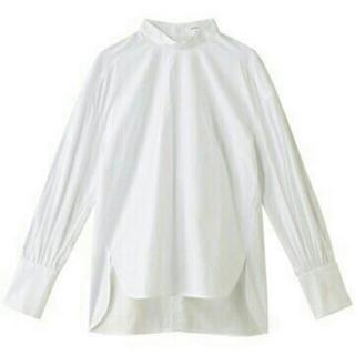 ENFOLD - ENFOLD スタンドカラー シャツ Deuxieme Classe HYKE