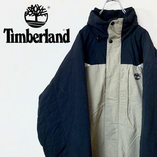 ティンバーランド(Timberland)のTimberland 90年代 アノラックパーカー USA古着 ビッグサイズ(ナイロンジャケット)