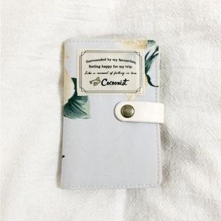 コクーニスト(Cocoonist)のCocoonist コクー二スト カードケース(名刺入れ/定期入れ)