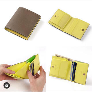 UNITED ARROWS - ラルコバレーノ 二つ折りミニ財布
