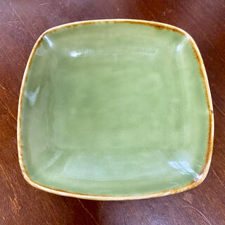 ジェンガラ(Jenggala)の【正規品】ジェンガラ スクエアプレート小 Small Square Plate(食器)