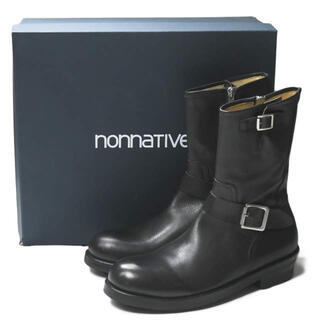 ノンネイティブ(nonnative)のnonnative x OFFICINE CREATIVE 16AW ブーツ(ブーツ)