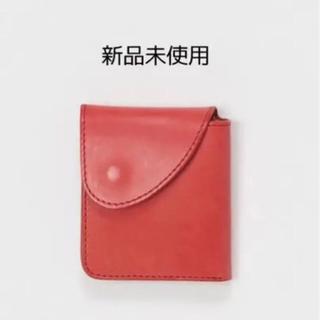 エンダースキーマ(Hender Scheme)のhender scheme 財布 新品 ショッパー付き(折り財布)