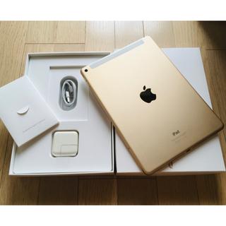 iPad - 【Apple交換済み美品】iPad Air2  セルラー版 64GB ゴールド