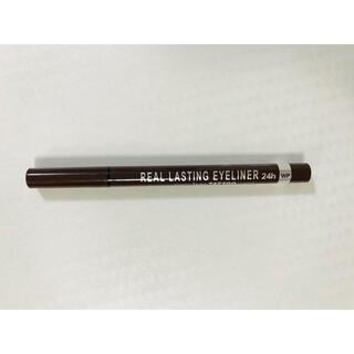 ケーパレット(K-Palette)の【新品・未使用品】リアルラスティングアイライナー24hWP DB001(アイライナー)
