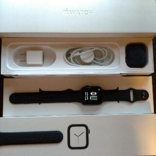 Apple Watch - applewatch SERIES4 スペースグレー 44mm☆