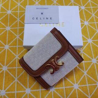 celine - ❤大人気❤CELINE セリーヌ 折り財布