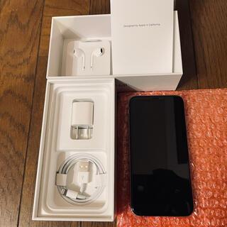 iPhone - Apple iPhone XS 64GB シルバー SIMフリー