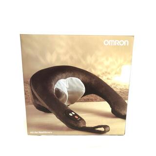 オムロン(OMRON)のオムロン ネックマッサージャ HM-142-DB HM-142-DB(ボディマッサージグッズ)