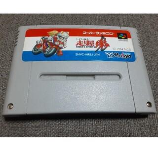 スーパーファミコン(スーパーファミコン)のSFCスーパーファミコンソフト 走り屋魂(家庭用ゲームソフト)