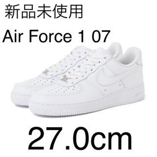 NIKE - NIKE AIR FORCE 1 '07エアフォース1 27cm