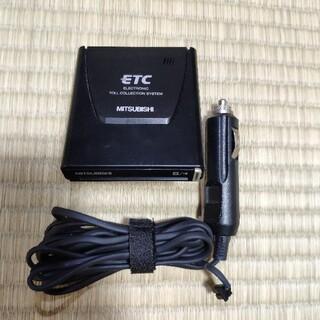 ミツビシデンキ(三菱電機)のETC シガー アンテナ内蔵 軽自動車(ETC)