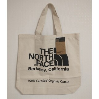 THE NORTH FACE - THE NORTH FACE / オーガニックコットン トートバッグ