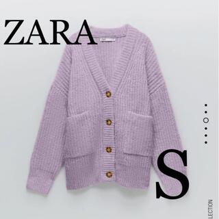 ZARA - ZARA♡ニットカーディガン