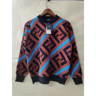 FENDI - εïз。* FENDIフェンディ  セーター   ニット 美品 L