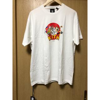 シュプリーム(Supreme)の未使用 希少 Lサイズ KITH X LOONEY TUNES(Tシャツ/カットソー(半袖/袖なし))