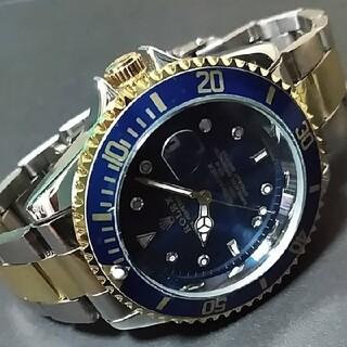 新品未使用動作確認済みメンズ腕時計