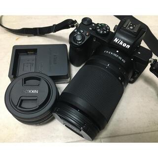 Nikon - Z50 ダブルズームキット