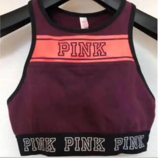 Victoria's Secret - VICTORIA'S SECRET PINK スポーツタンクブラ XS