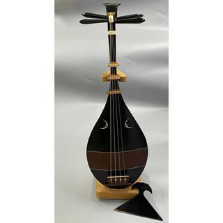 薩摩琵琶 少なくとも80年以上のヴィンテージ(その他)