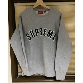Supreme - supreme 15aw arc logo sweater shirts M