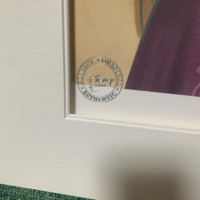 Disney(ディズニー)のラプンツェル 絵画 エンタメ/ホビーの美術品/アンティーク(絵画/タペストリー)の商品写真