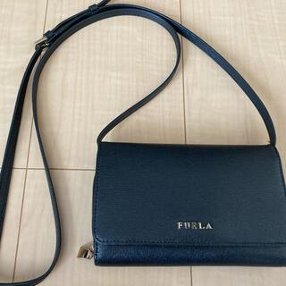 Furla - FURLA ウォレットショルダー  お財布ショルダー