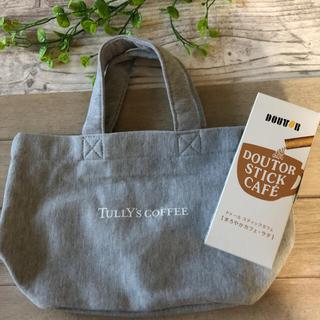TULLY'S COFFEE - タリーズバッグ❤️スティックカフェラテ