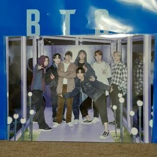 防弾少年団(BTS) - BTS POP-UP : MAP OF THE SOUL ポストカード