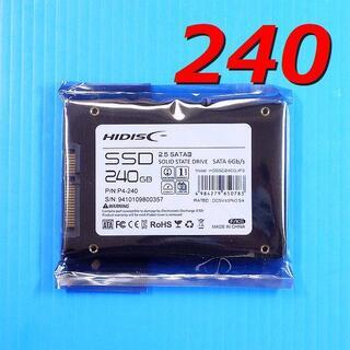 【SSD 240GB】HIDISC HDSSD240GJP3