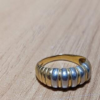 K18 pt900 指輪