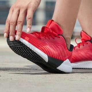 アディダス(adidas)の定10800円Web限定ソーラーレッドアディダスクライマクール新品スニーカー(スニーカー)