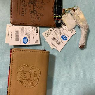 ポケモン - ポケモン 財布とパスケース イーブイ