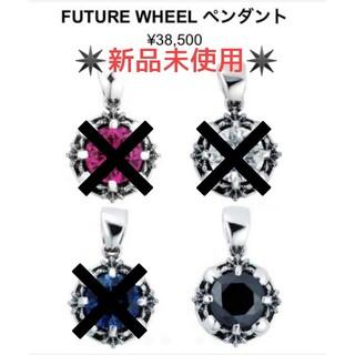 ジャスティンデイビス(Justin Davis)のJustin Davis Future Wheel Pendant ネックレス(ネックレス)