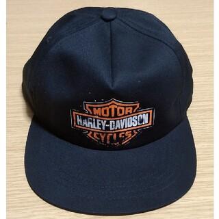 ハーレーダビッドソン(Harley Davidson)のハーレーダビッドソン / キャップ  帽子  ONE SIZE(キャップ)