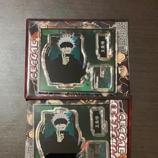 呪術廻戦 アクリルフィギュアコレクション 五条悟 ジャンプフェスタ